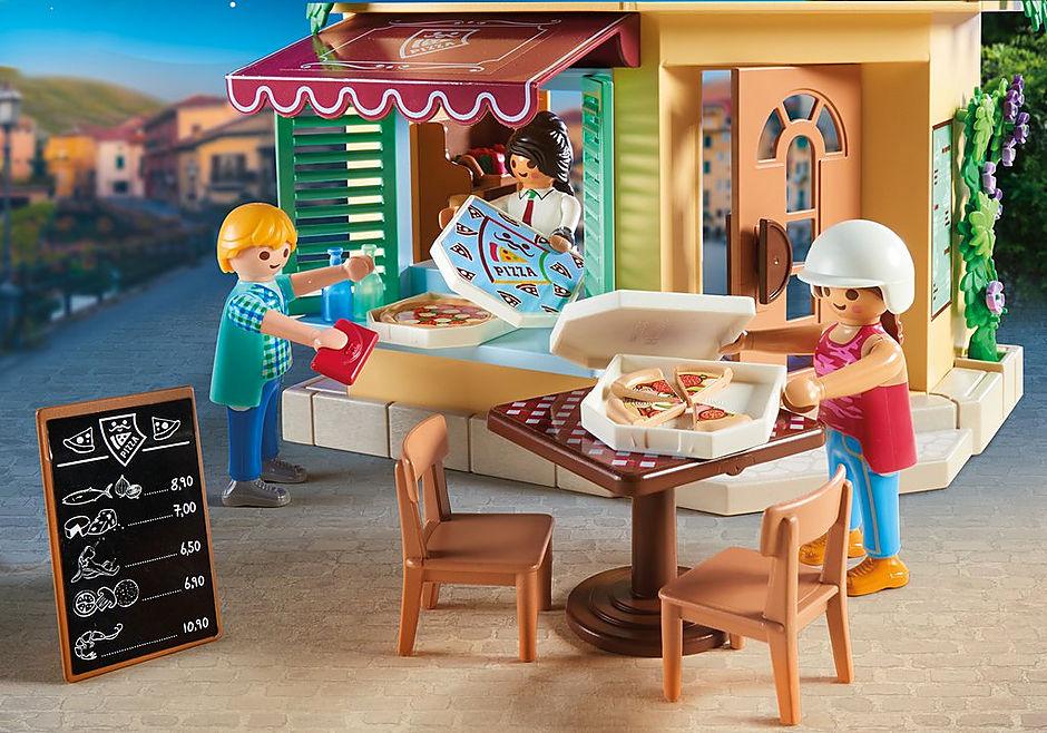 70336 Pizzeria med uteservering detail image 4