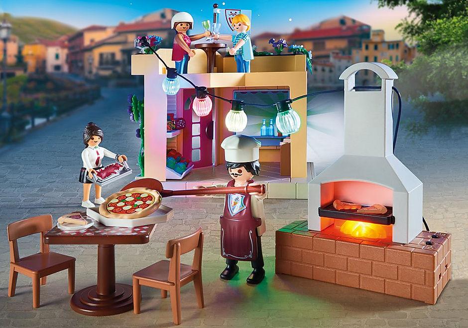 70336 Pizzeria med uteservering detail image 5