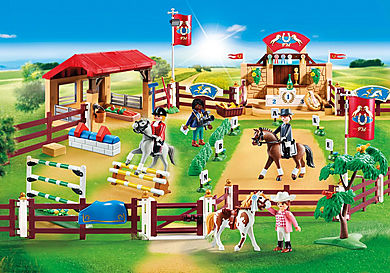 70337 Large Equestrian Tournament