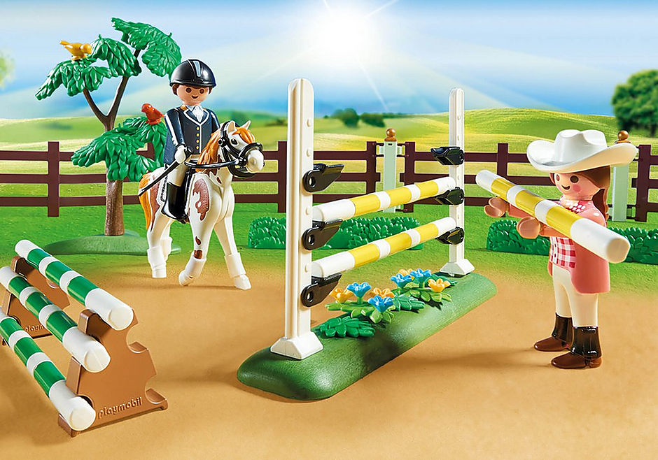70337 Large Equestrian Tournament detail image 4
