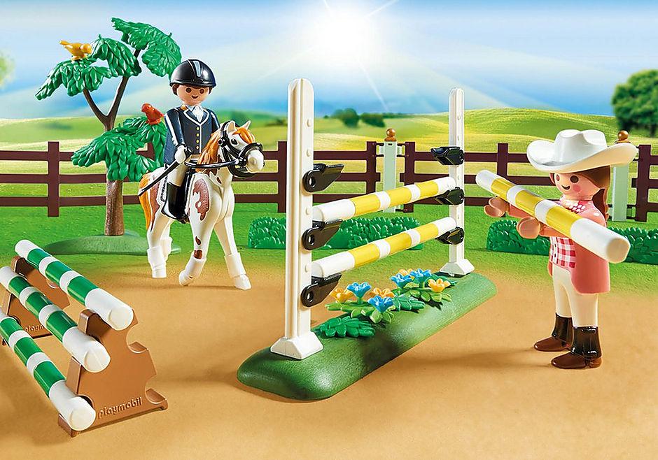 70337 Large Equestrian Tournament detail image 4