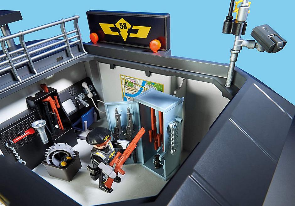70338 Stor bærbar specialstyrkecentral detail image 4