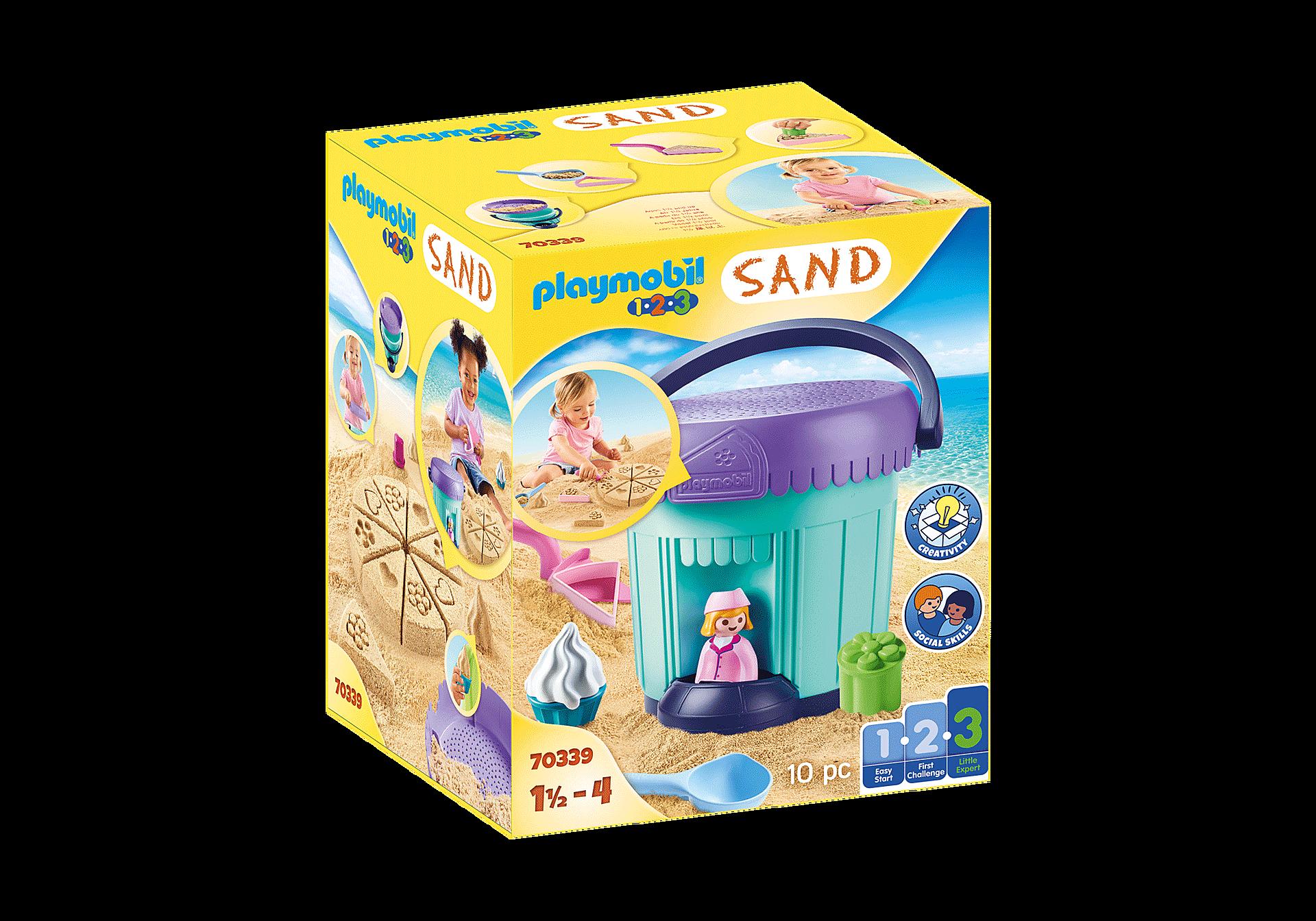 70339 Bakery Sand Bucket zoom image2