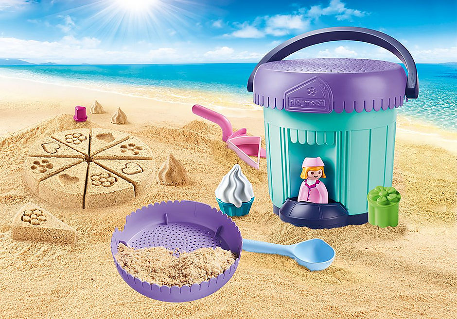 70339 Bakery Sand Bucket detail image 1