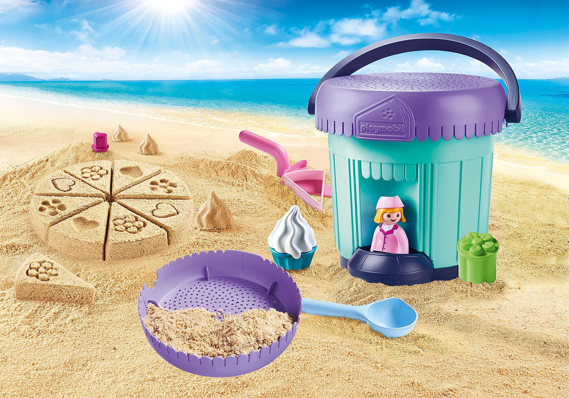 """70339 Kreativt set """"Sandbageri"""" zoom image1"""