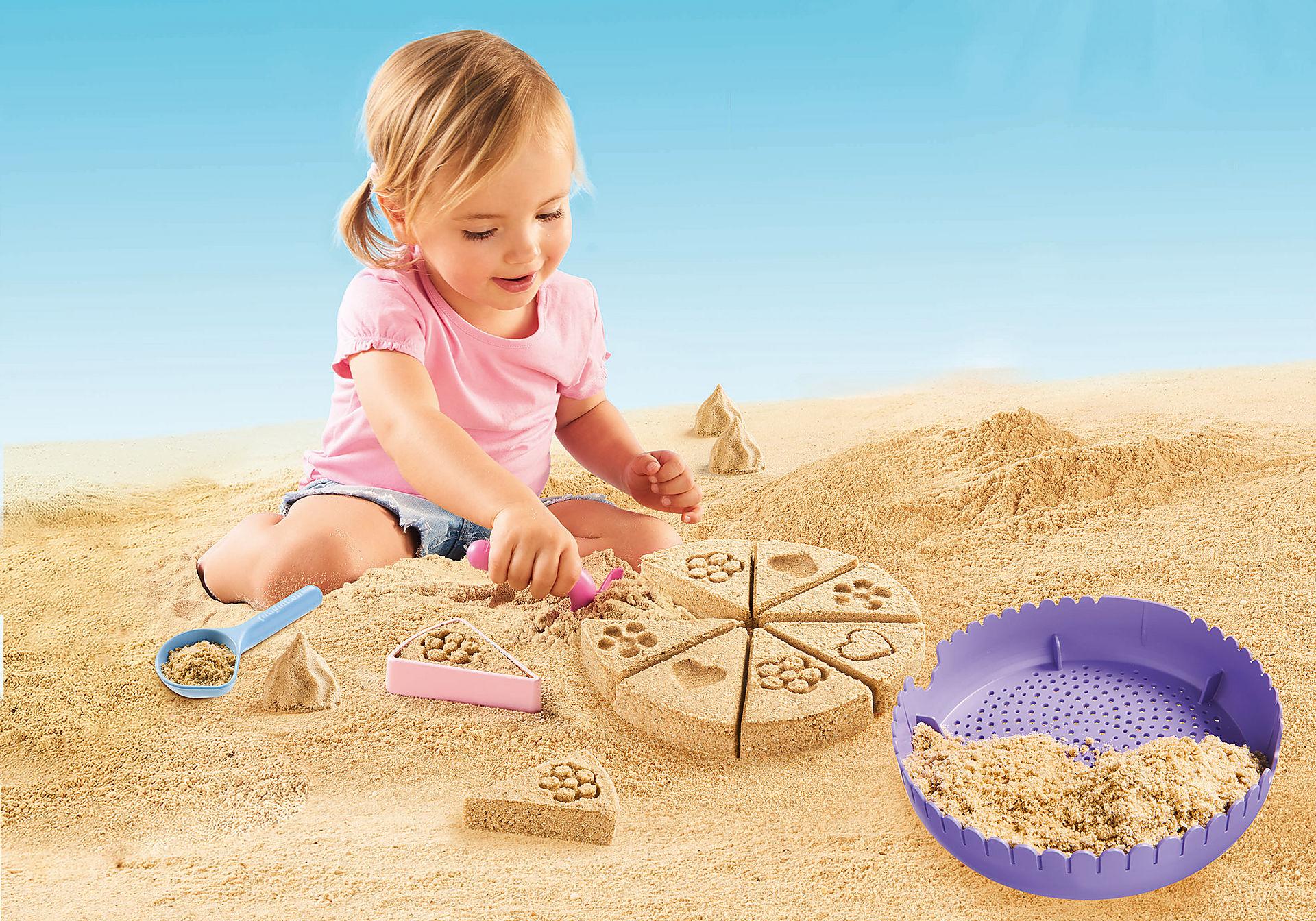 """70339 Kreativt set """"Sandbageri"""" zoom image6"""