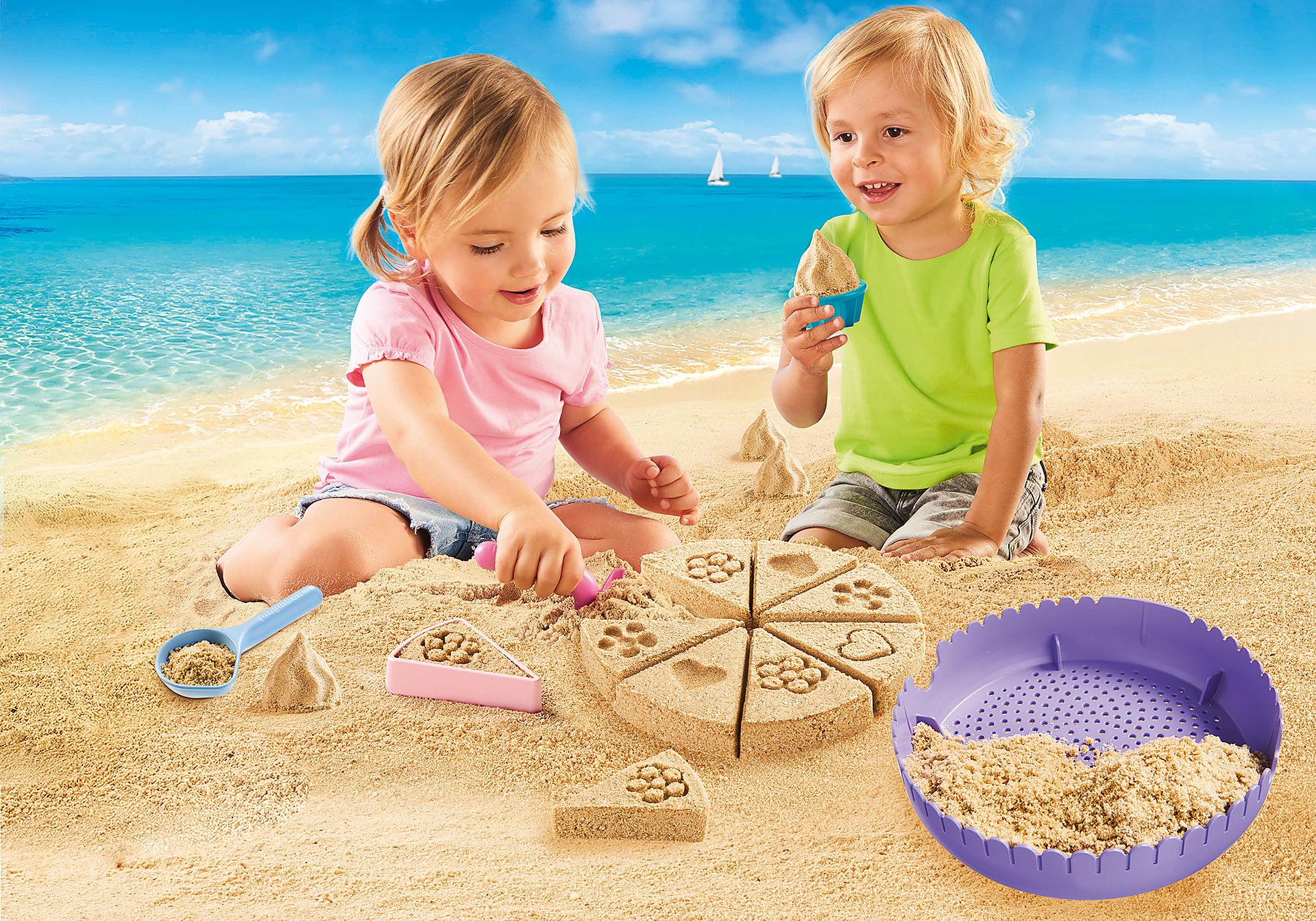 """70339 Kreativt set """"Sandbageri"""" zoom image8"""