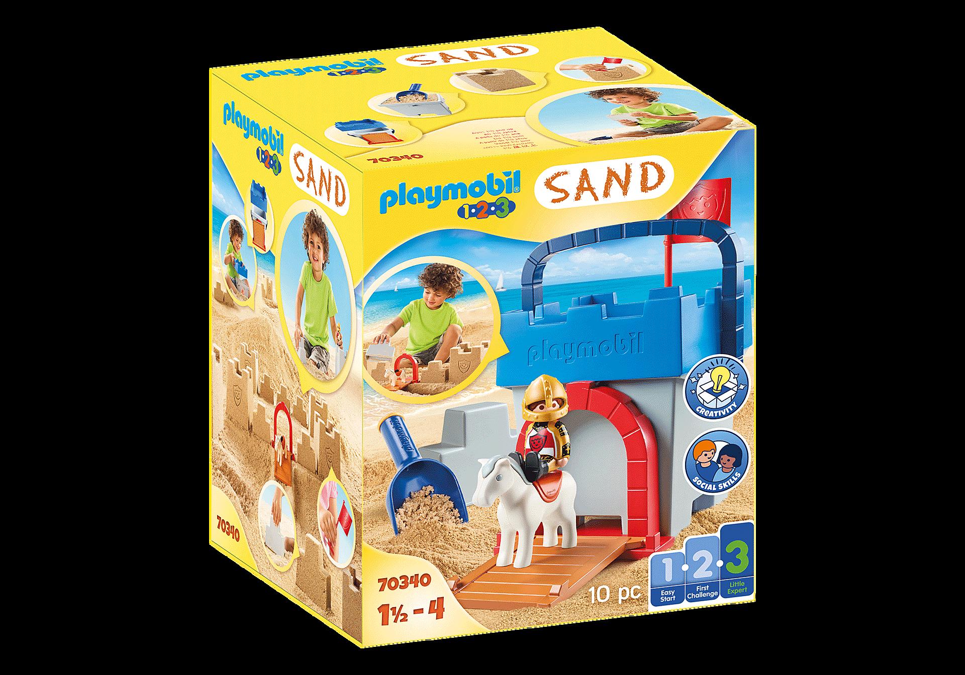 70340 Knight's Castle Sand Bucket zoom image2