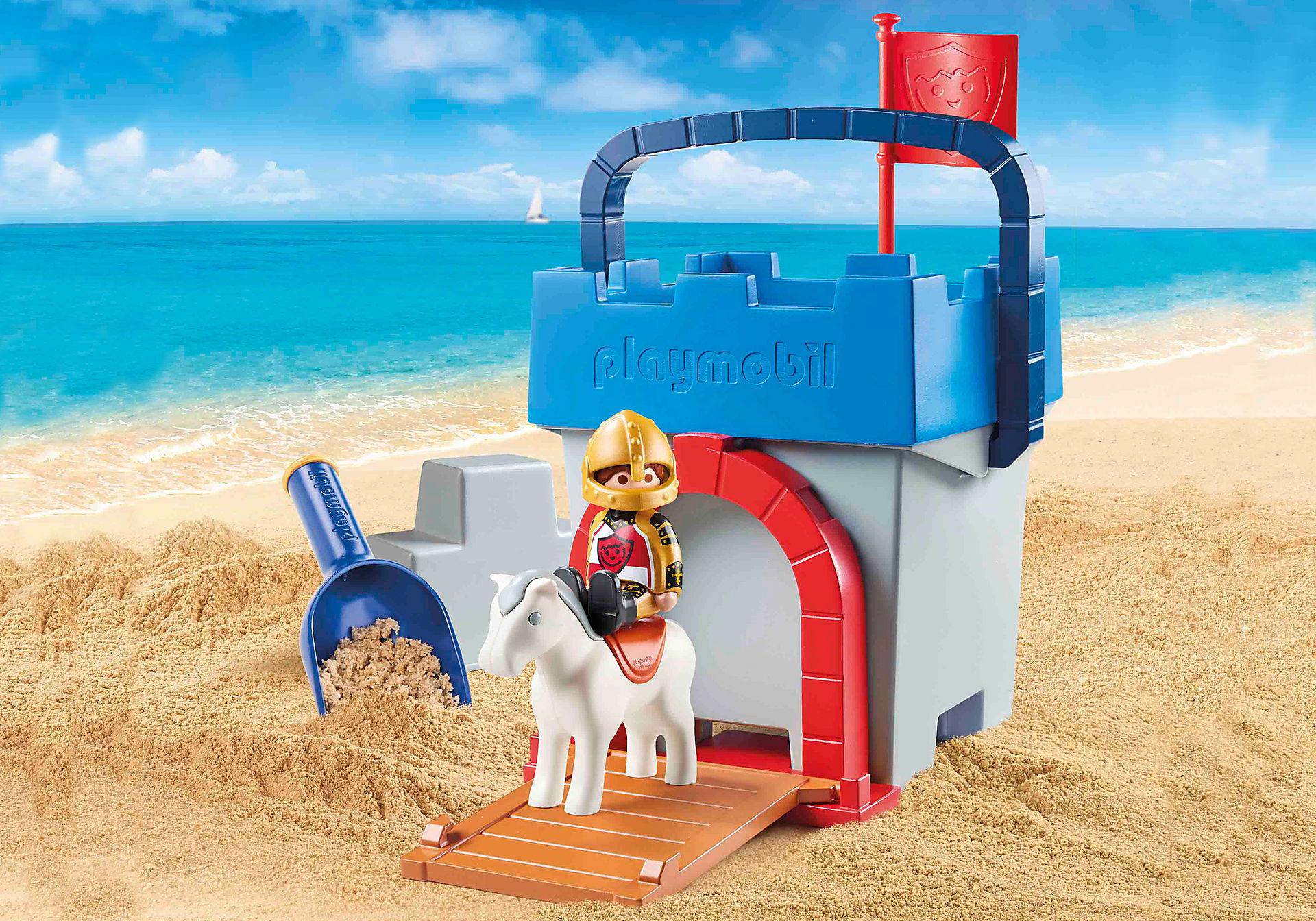 70340 Knight's Castle Sand Bucket zoom image1