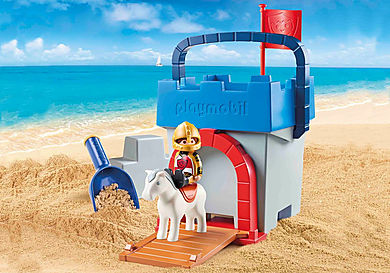 70340 Knight's Castle Sand Bucket