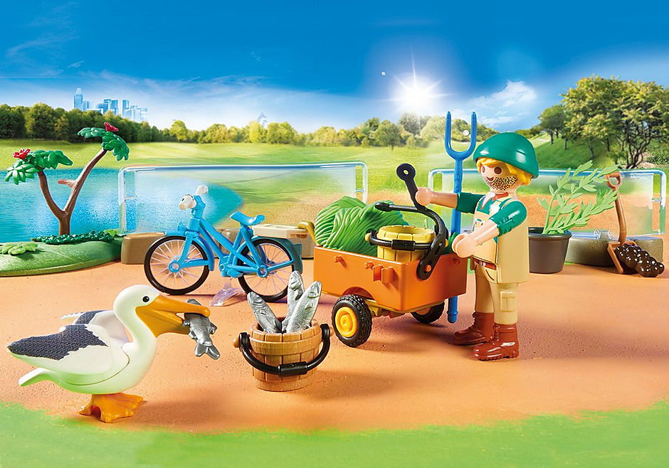 70341 La grande avventura allo Zoo detail image 3
