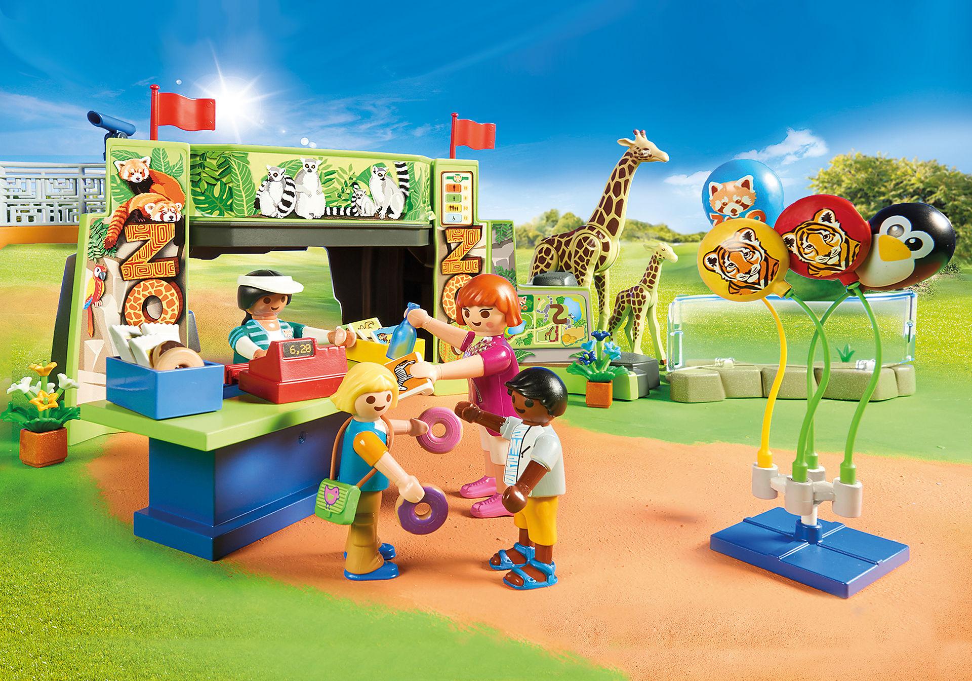 70341 Large City Zoo zoom image5