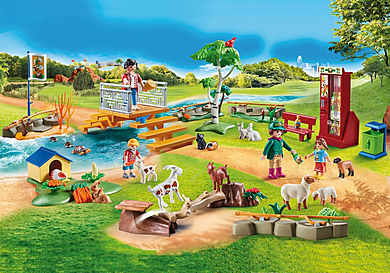 70342 Grote kinderboerderij