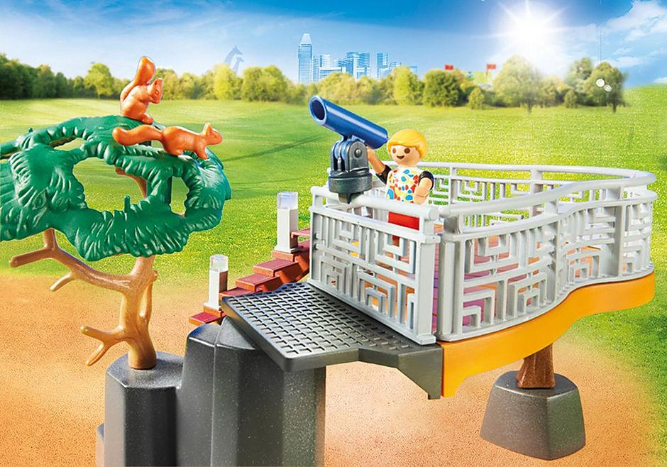 70343 Outdoor Lion Enclosure detail image 3