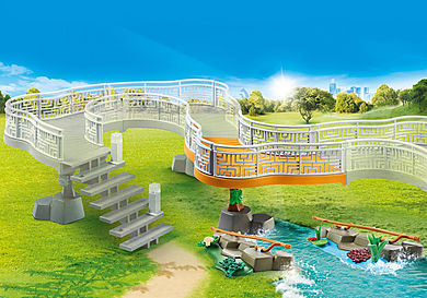70348 Zoo Viewing Platform Extension