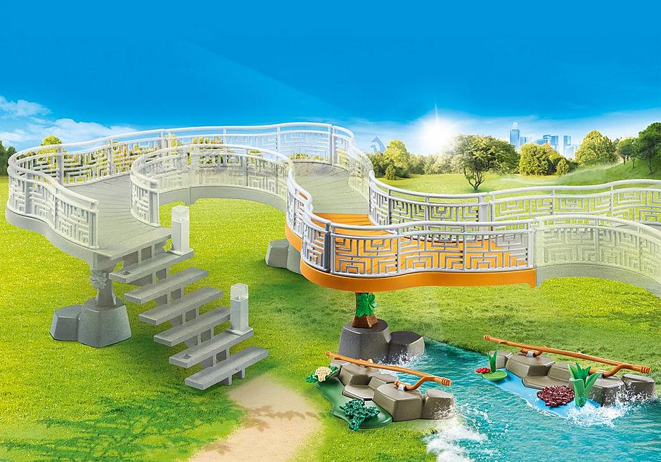 70348 Zoo Viewing Platform Extension detail image 1