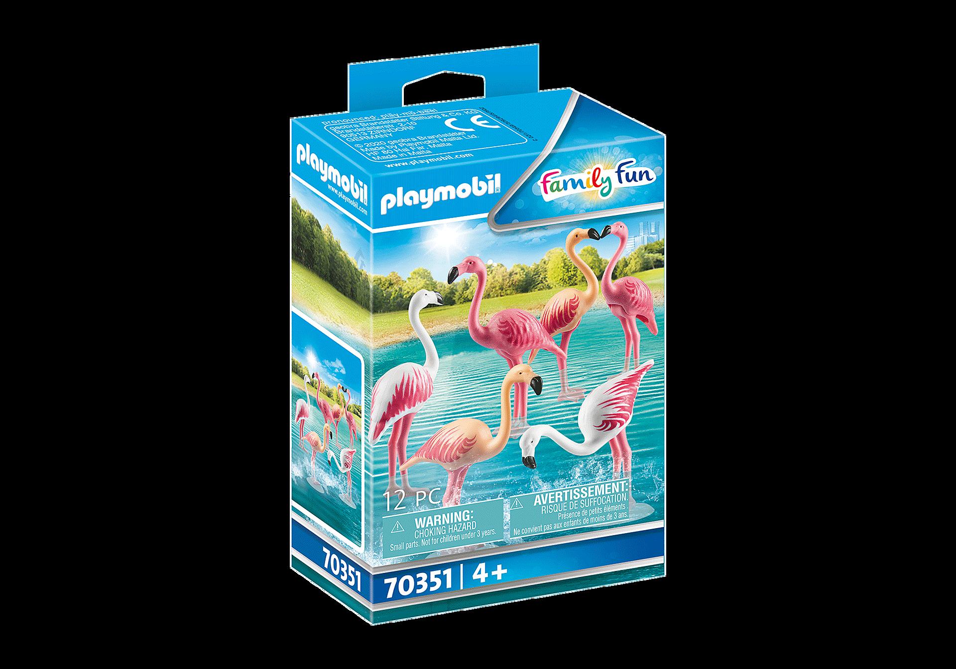 70351 Flock of Flamingos zoom image2