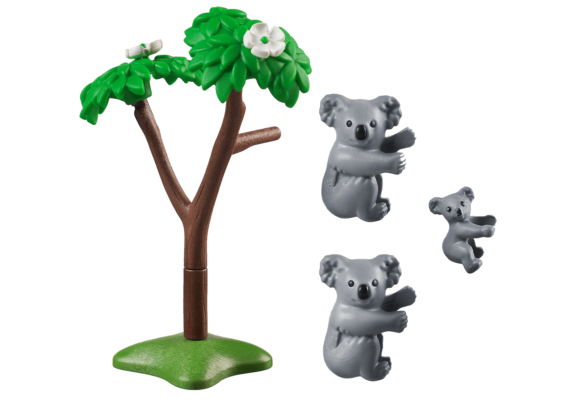 70352 Koalas with Baby zoom image3