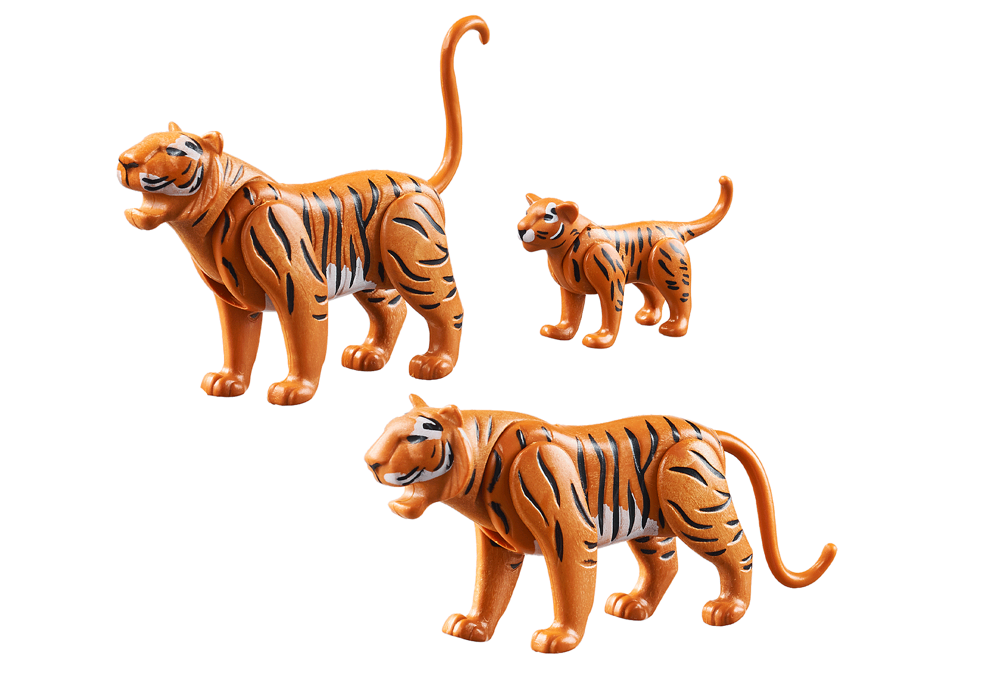 70359 Tigers with Cub zoom image3