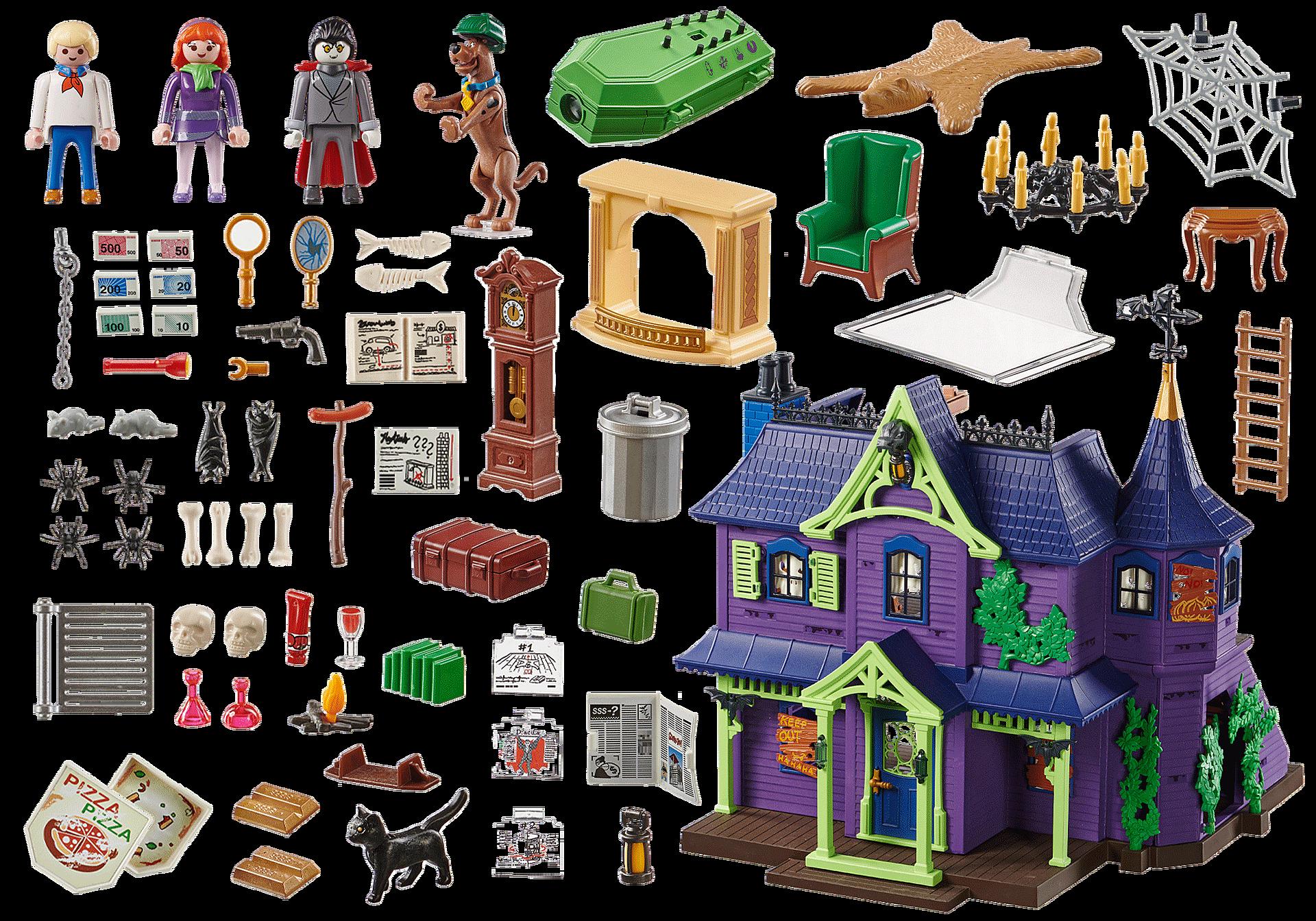 70361 SCOOBY-DOO! La Casa del Mistero zoom image3