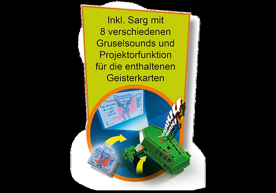 70361 SCOOBY-DOO! Abenteuer im Geisterhaus detail image 4