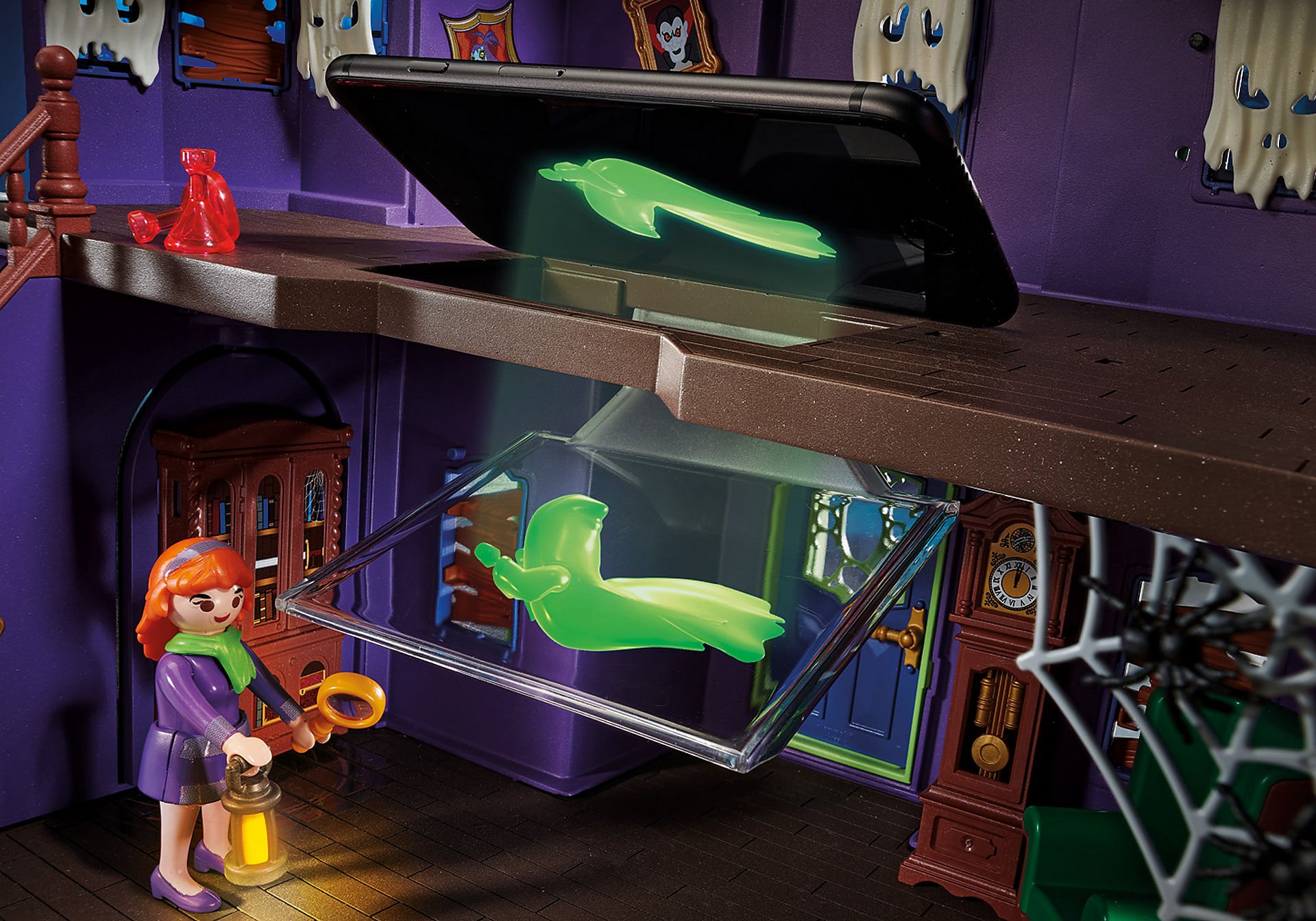 70361 SCOOBY-DOO! Adventure in the Mystery Mansion zoom image6