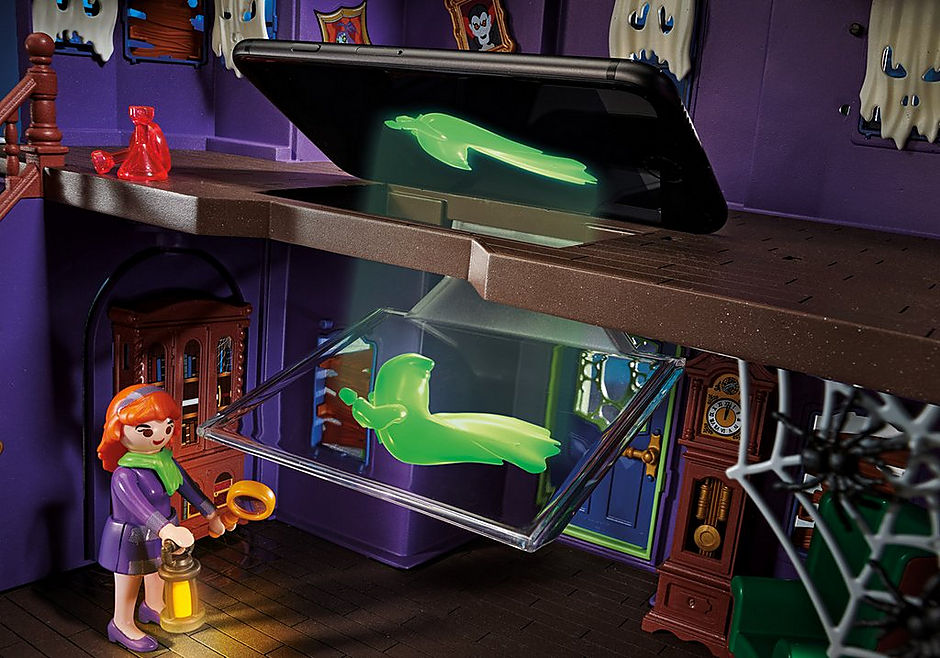 70361 SCOOBY-DOO! Avontuur in Mystery Mansion detail image 6