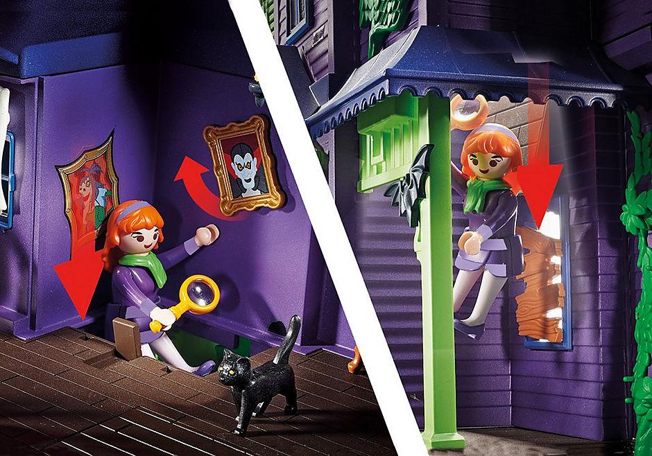 70361 SCOOBY-DOO! La Casa del Mistero detail image 9