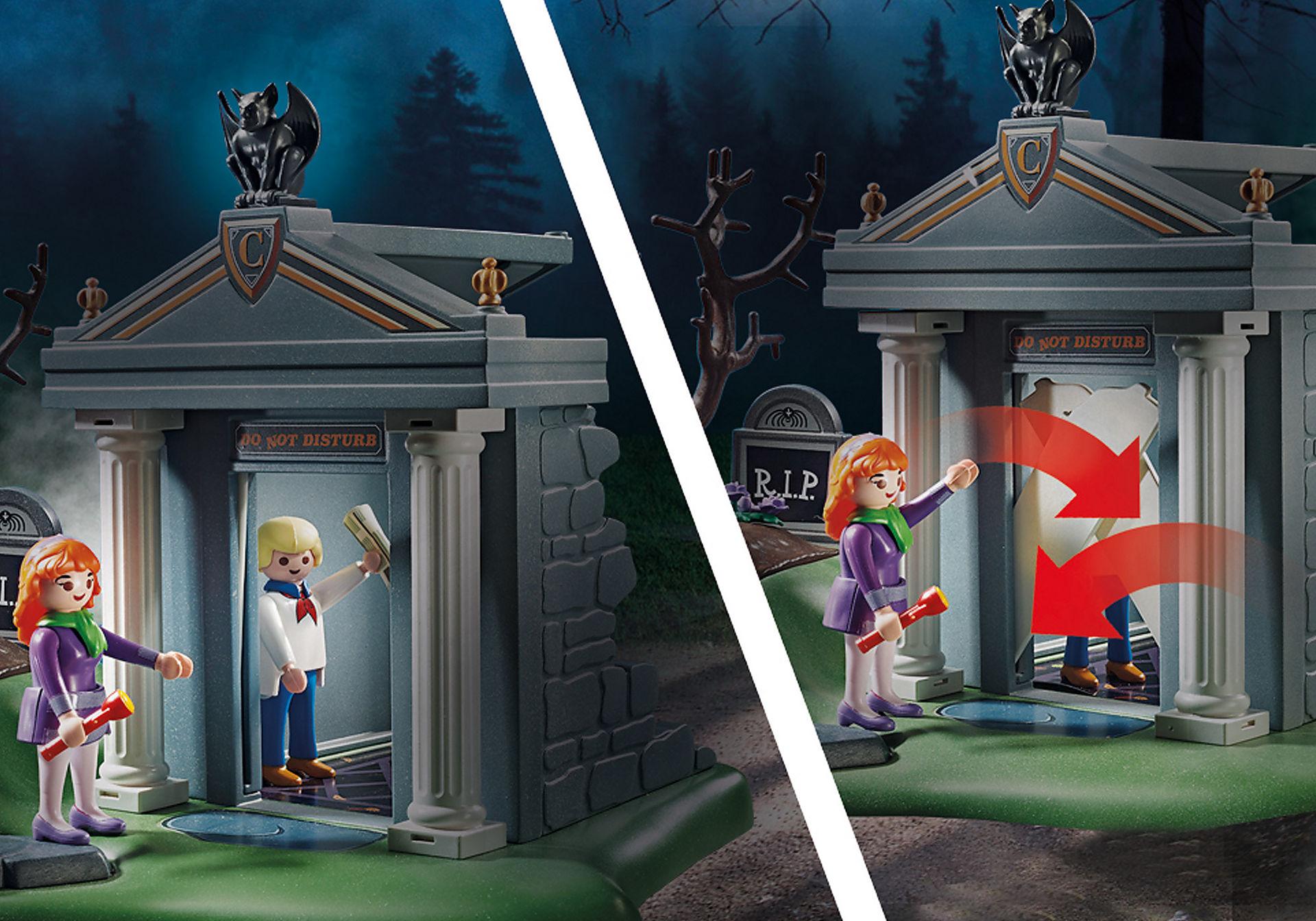 70362 SCOOBY-DOO! Abenteuer auf dem Friedhof zoom image6