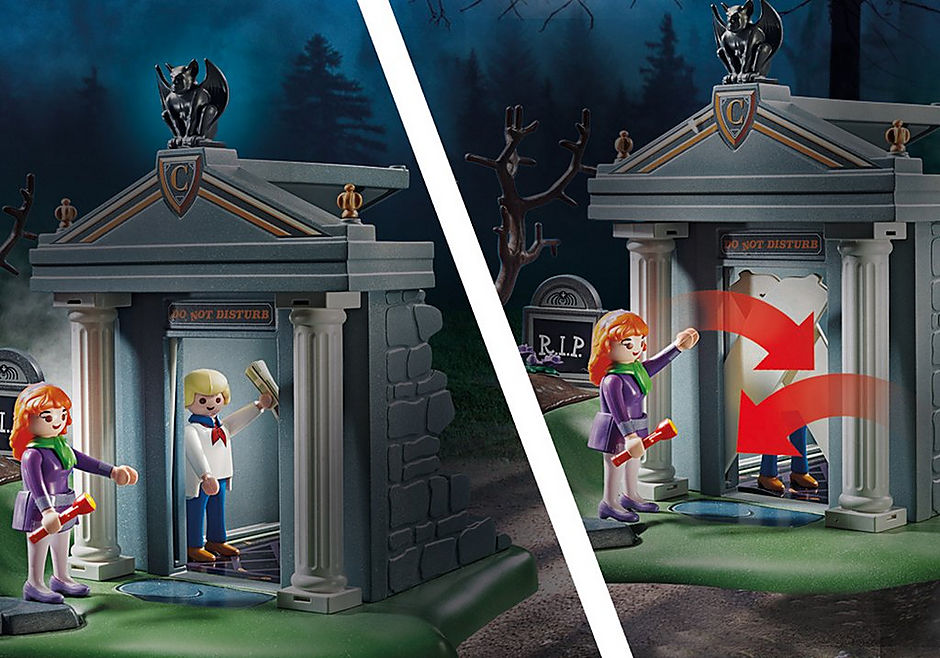 70362 SCOOBY-DOO! Adventure in the Cemetery detail image 5