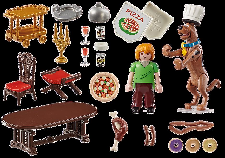 70363 SCOOBY-DOO! Salle de diner avec Sammy detail image 3