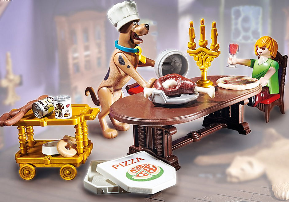 70363 SCOOBY-DOO! Kolacja z Kudłatym detail image 4