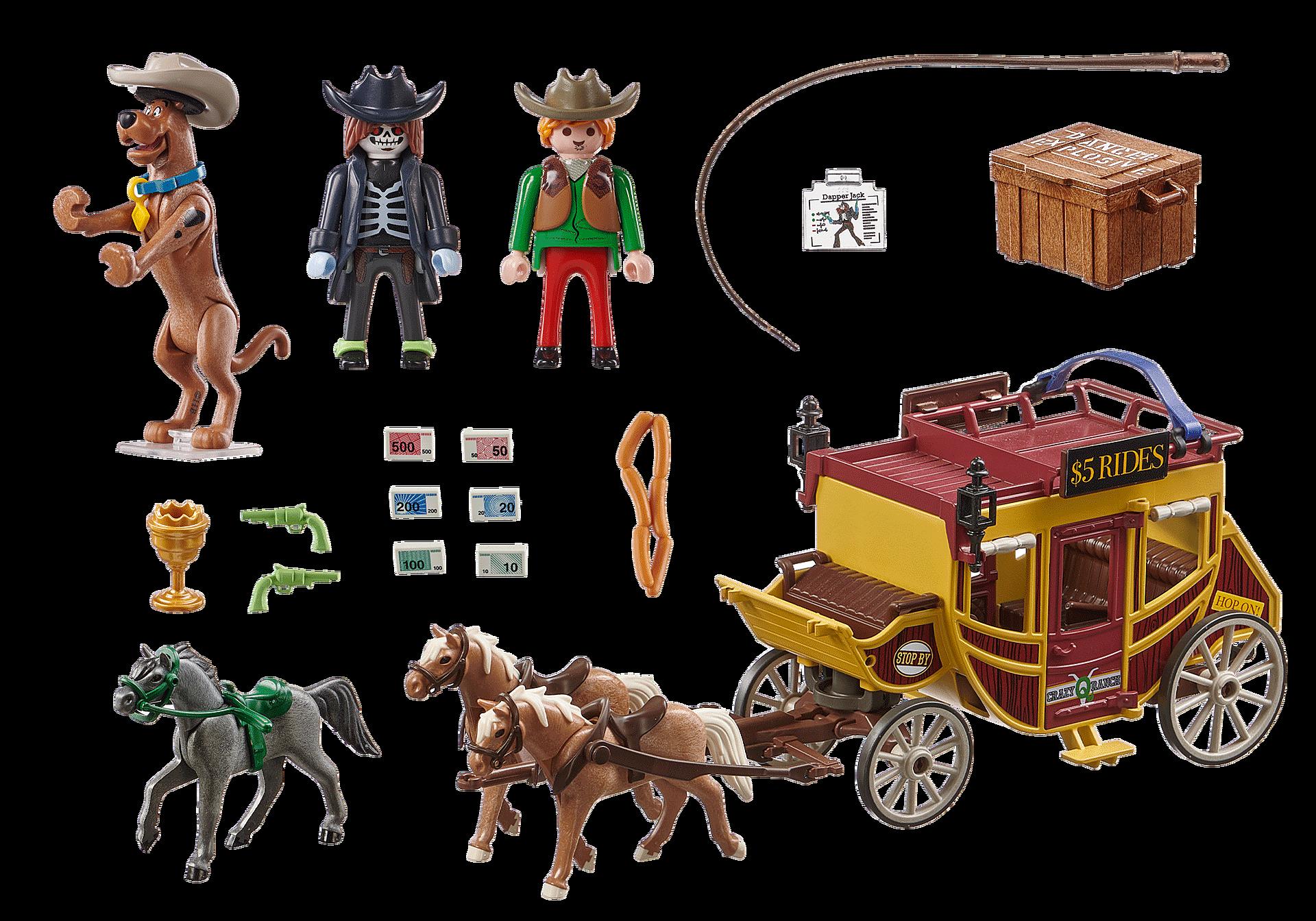 70364 SCOOBY-DOO! Adventure in the Wild West zoom image3