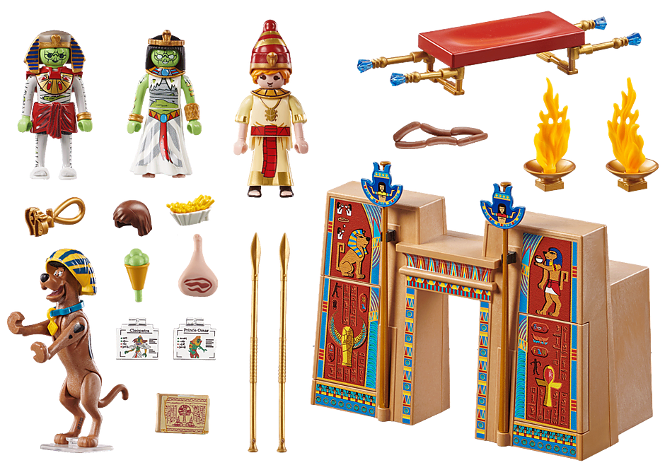 70365 SCOOBY-DOO! Adventure in Egypt detail image 3