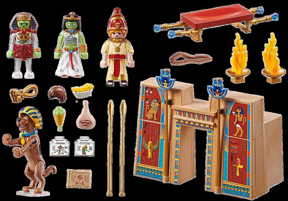 70365 SCOOBY-DOO! Eventyr i Egypten detail image 3