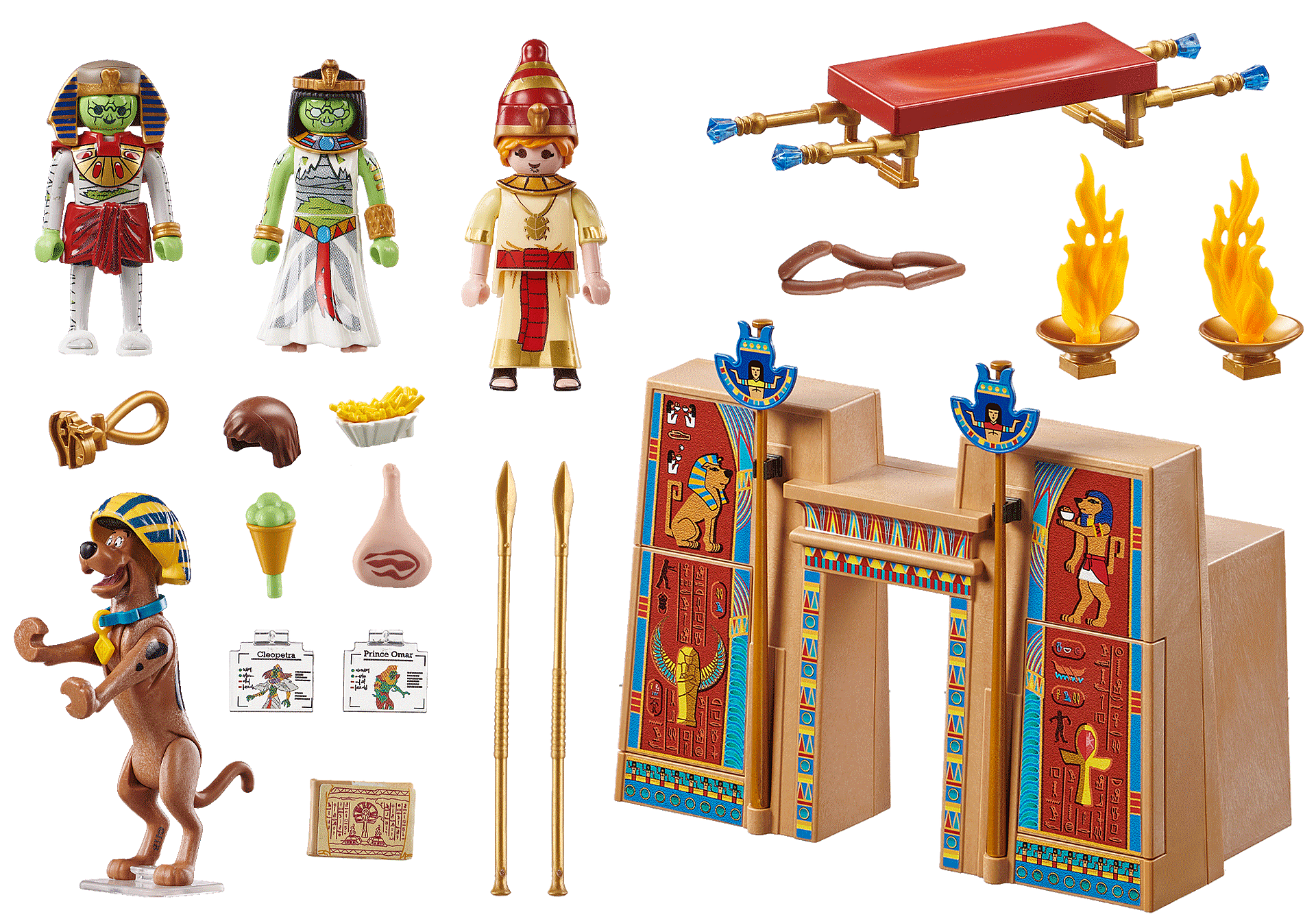 70365 SCOOBY-DOO! Histoires en Egypte zoom image3