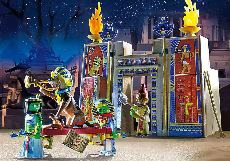 70365 SCOOBY-DOO! Adventure in Egypt detail image 1
