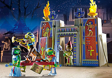70365 SCOOBY-DOO! Eventyr i Egypten