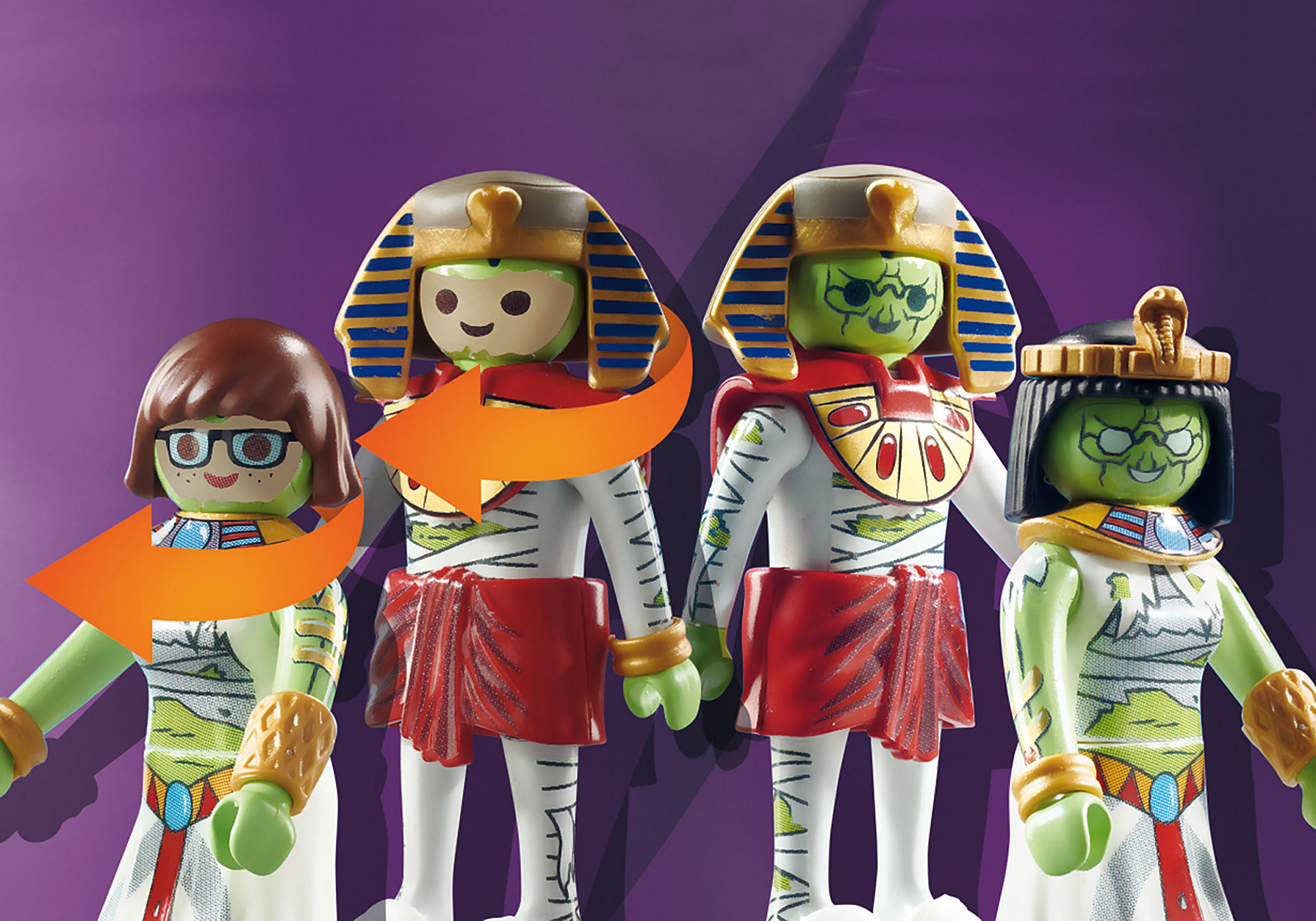 70365 SCOOBY-DOO! Eventyr i Egypten zoom image4