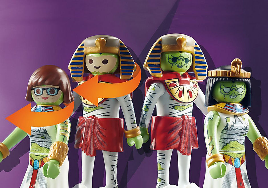 70365 SCOOBY-DOO! Seikkailu Egyptissä detail image 4