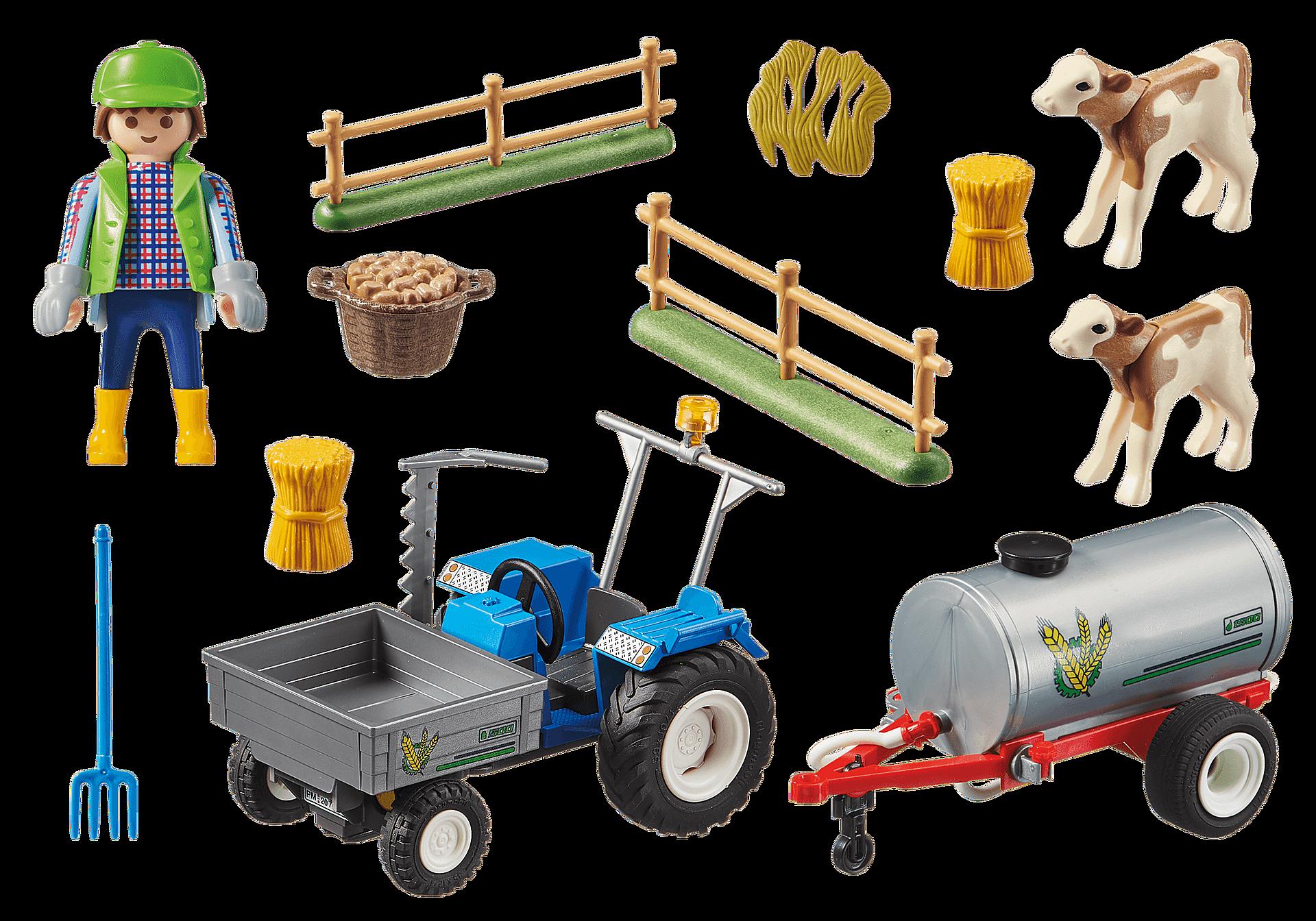 70367 Tractor de Carga con Tanque zoom image3