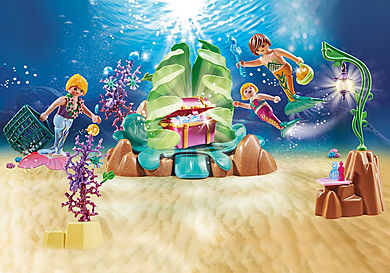 70368 Coral Mermaid Lounge