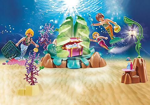 70368 Korallen-Lounge der Meerjungfrauen