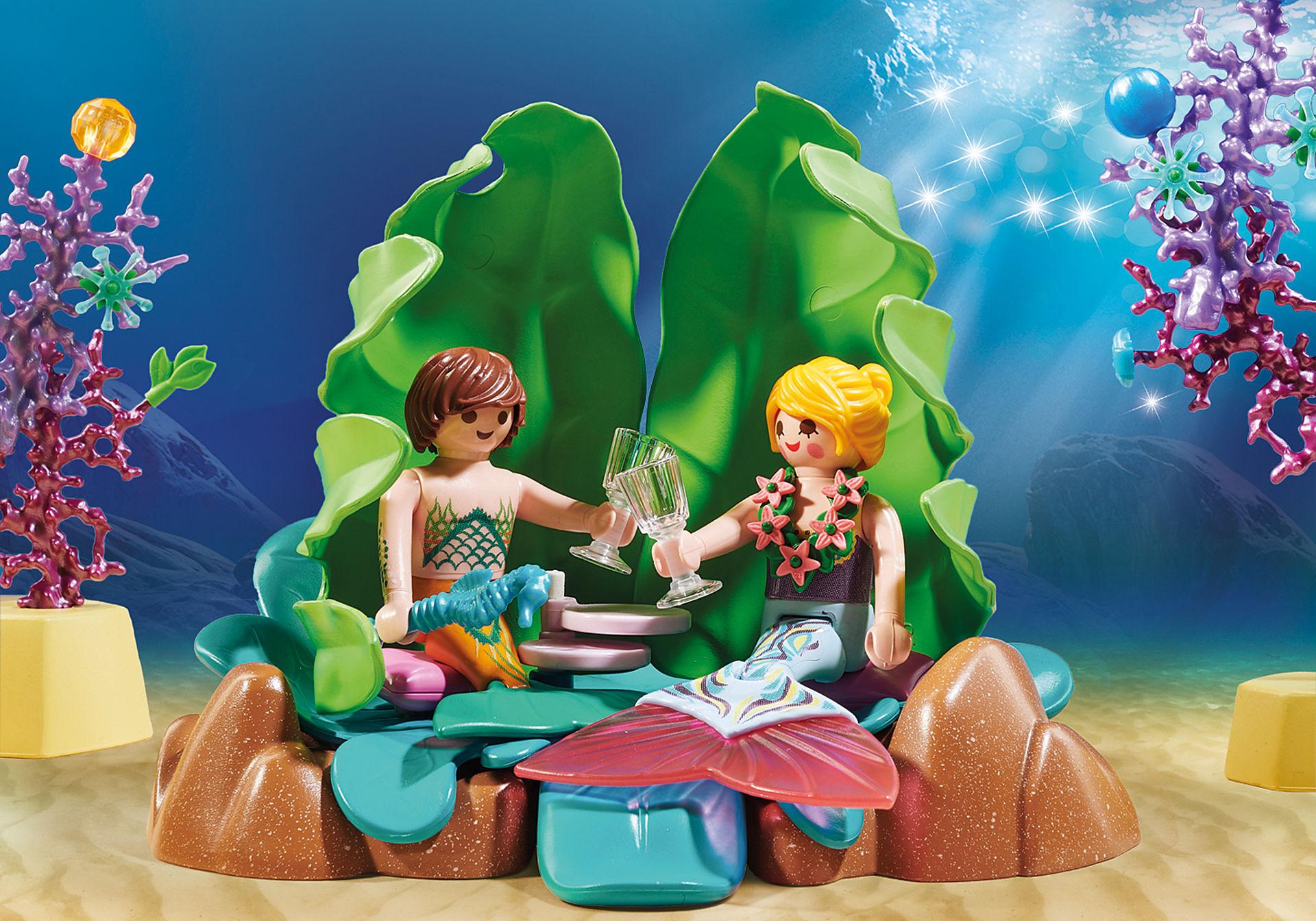 70368 Coral Mermaid Lounge zoom image6