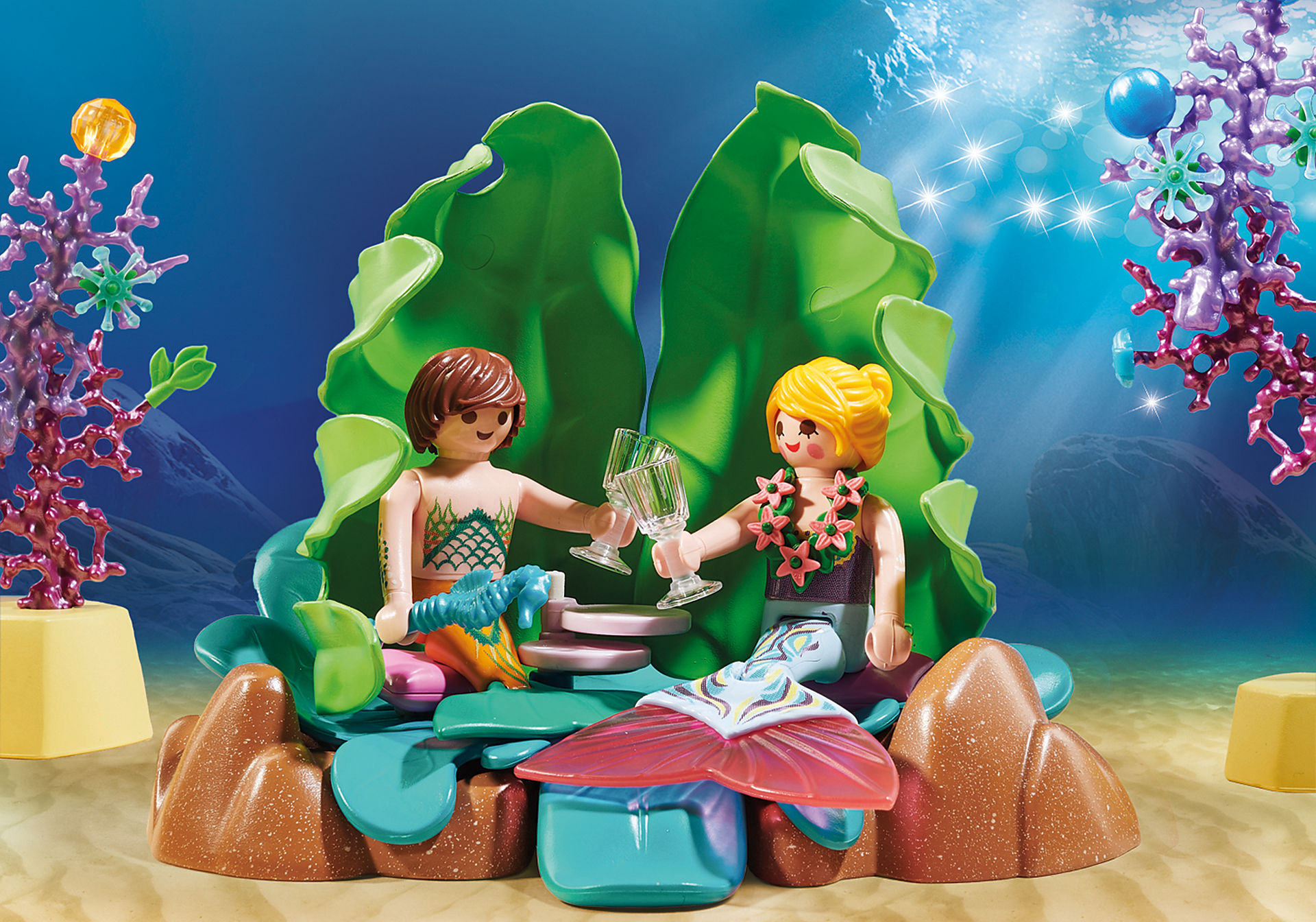 70368 Korallen-Lounge der Meerjungfrauen zoom image5