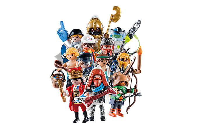 70369 PLAYMOBIL Figures Series 18 - Boys