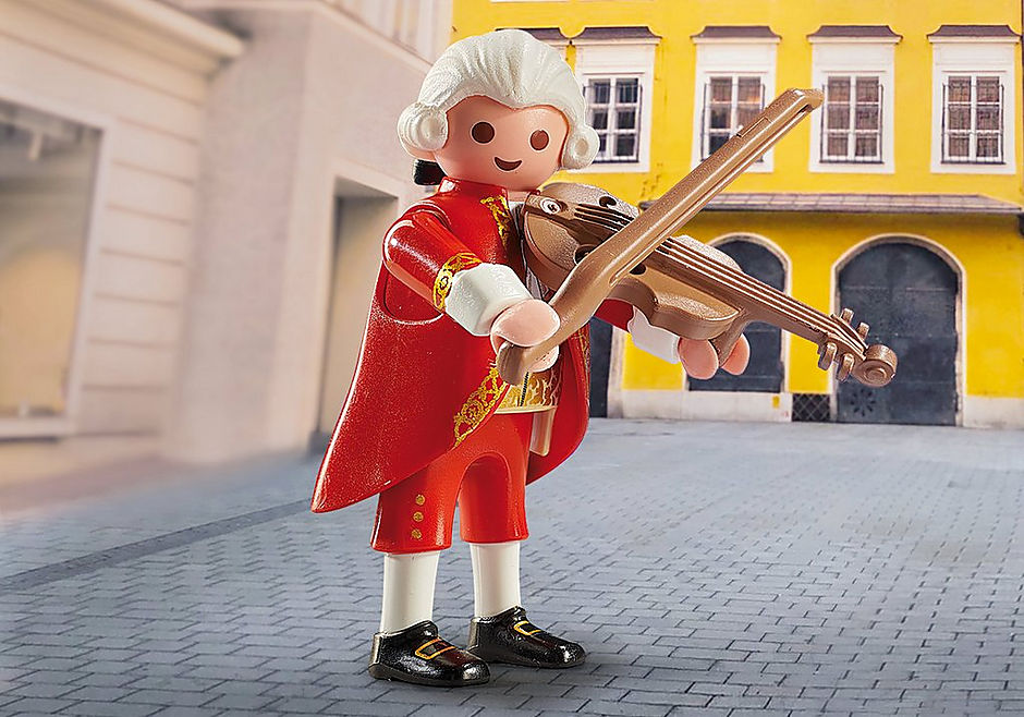 70374 W. Amadeus Mozart detail image 1