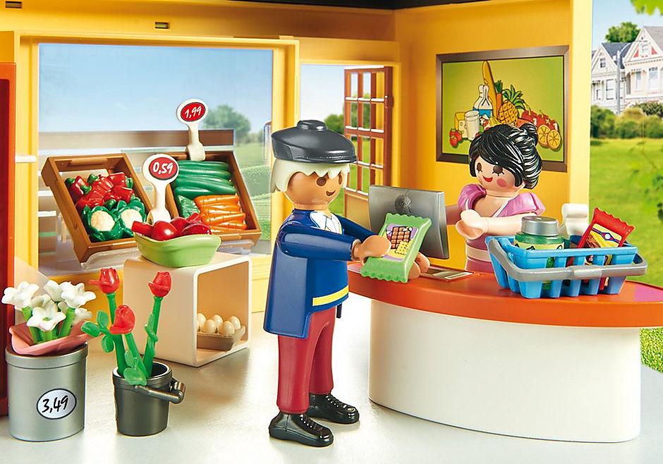 70375 Min livsmedelsbutik detail image 4
