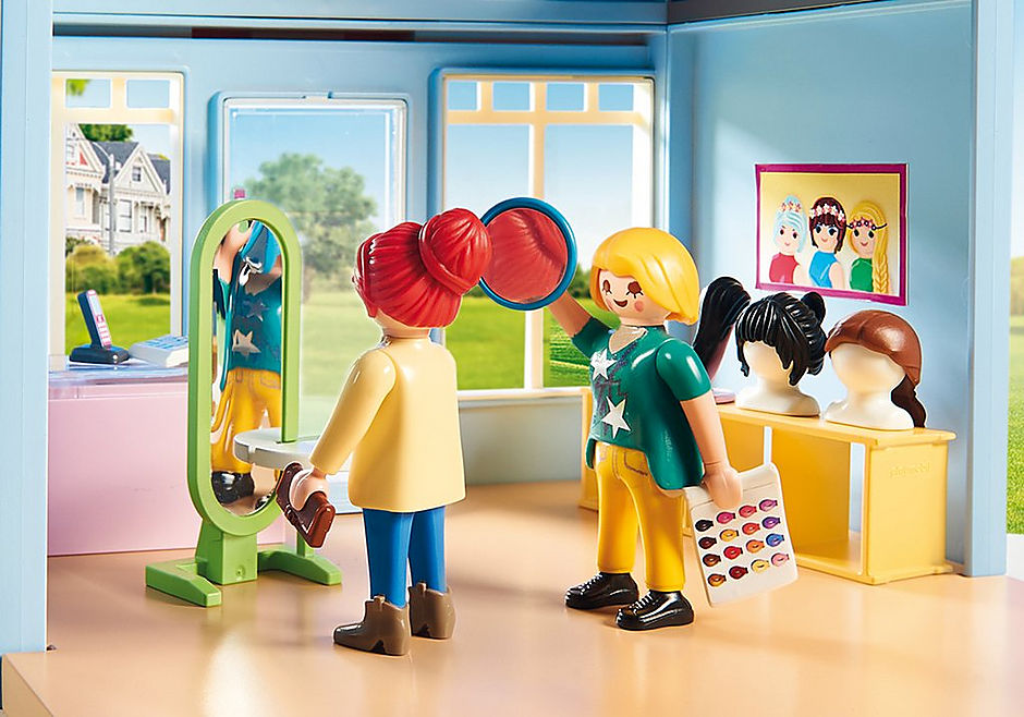 70376 Min frisørsalon detail image 4