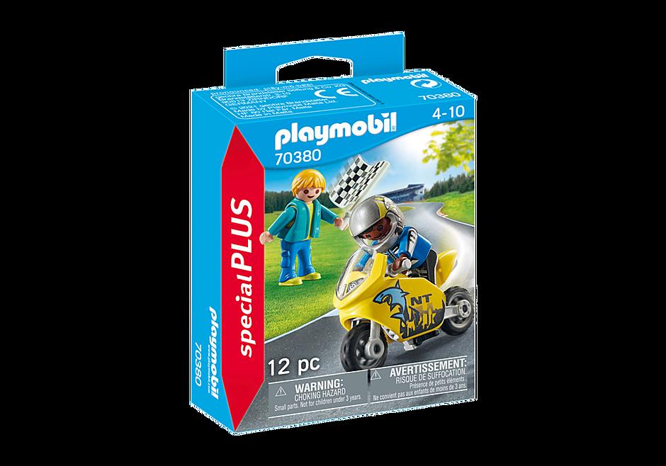 70380 Bambini con mini-moto detail image 2